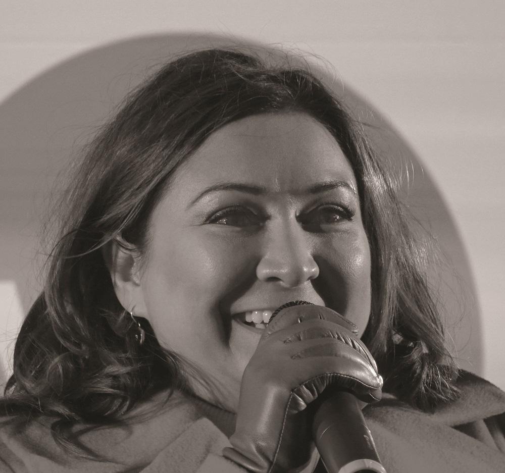 Ayesha Hazarika MBE