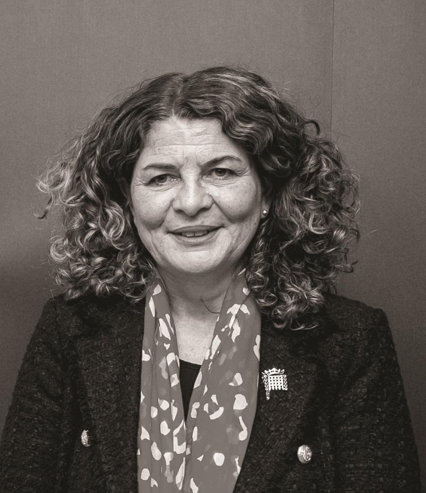 Dame Diana Johnson